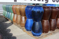 Vietnamese Glazed Pottery