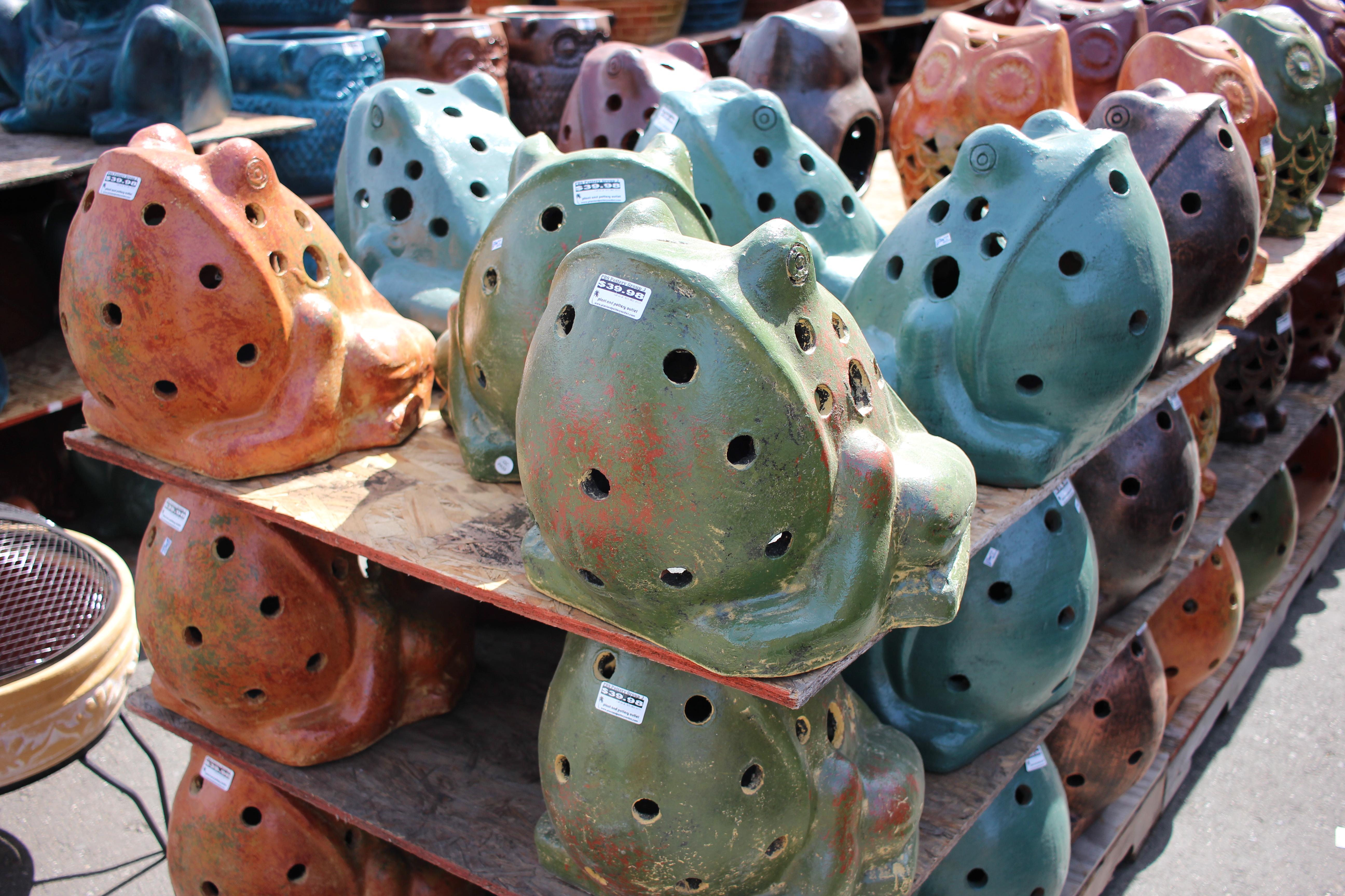 Toad Lantern