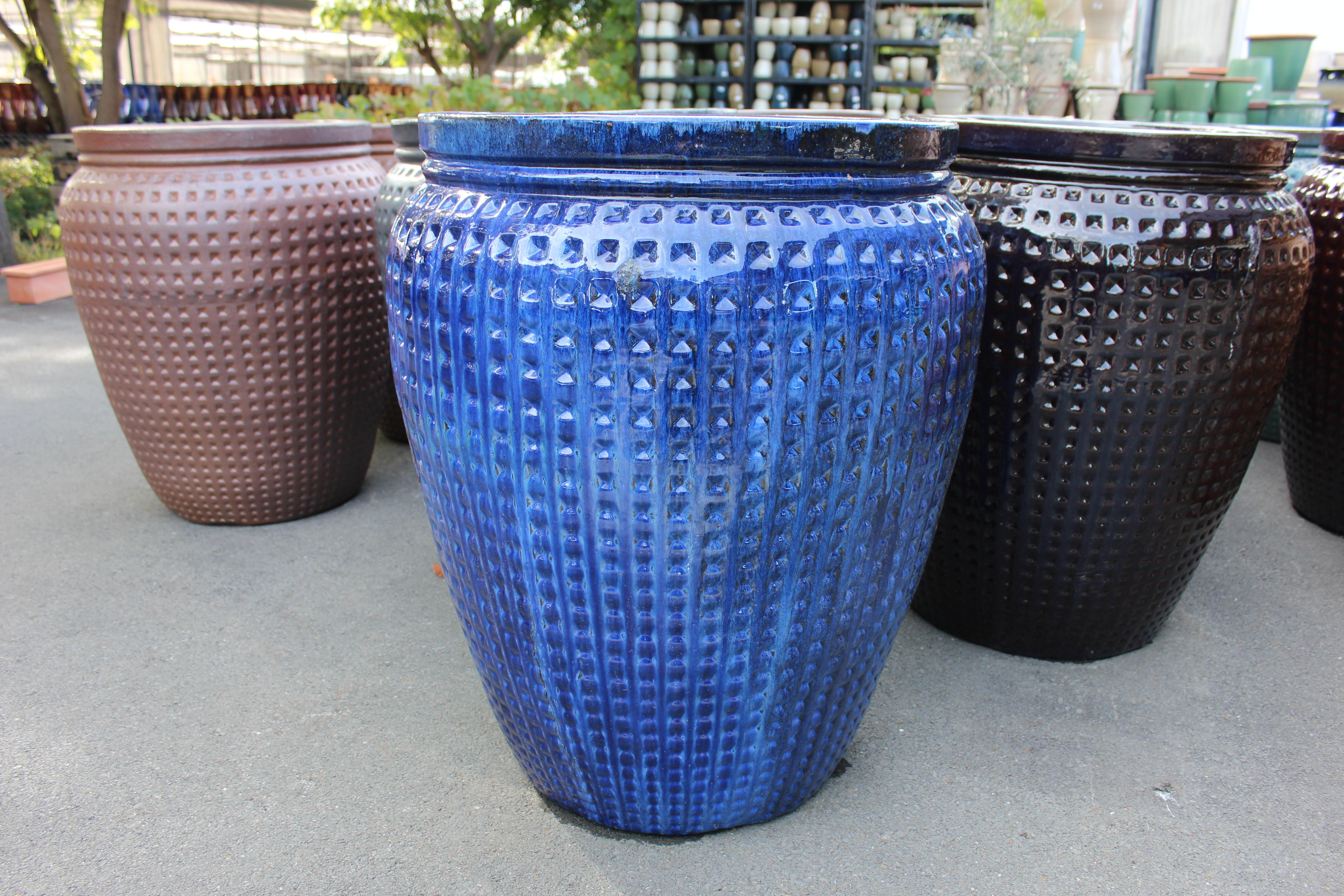 XL Dimpled Water Jar