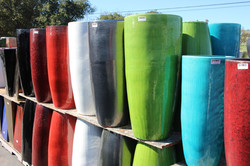 Chinese Glazed Ceramic