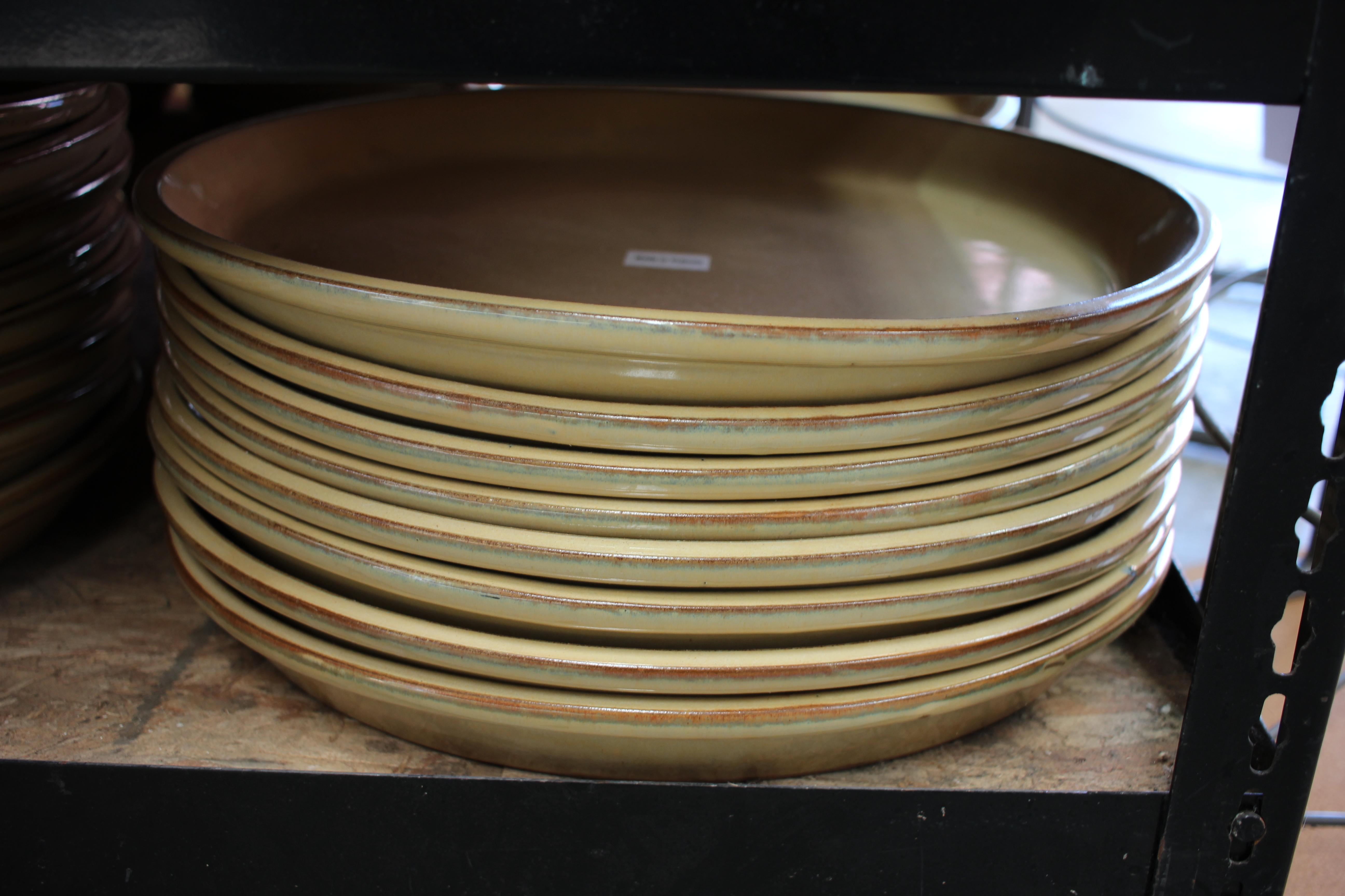 Vietnamese Round Saucers