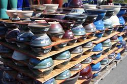 Malaysian Glazed Pottery