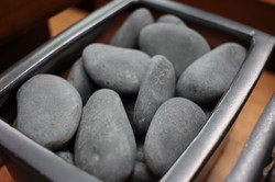 Natural Grey Stones 3 - 5 cm