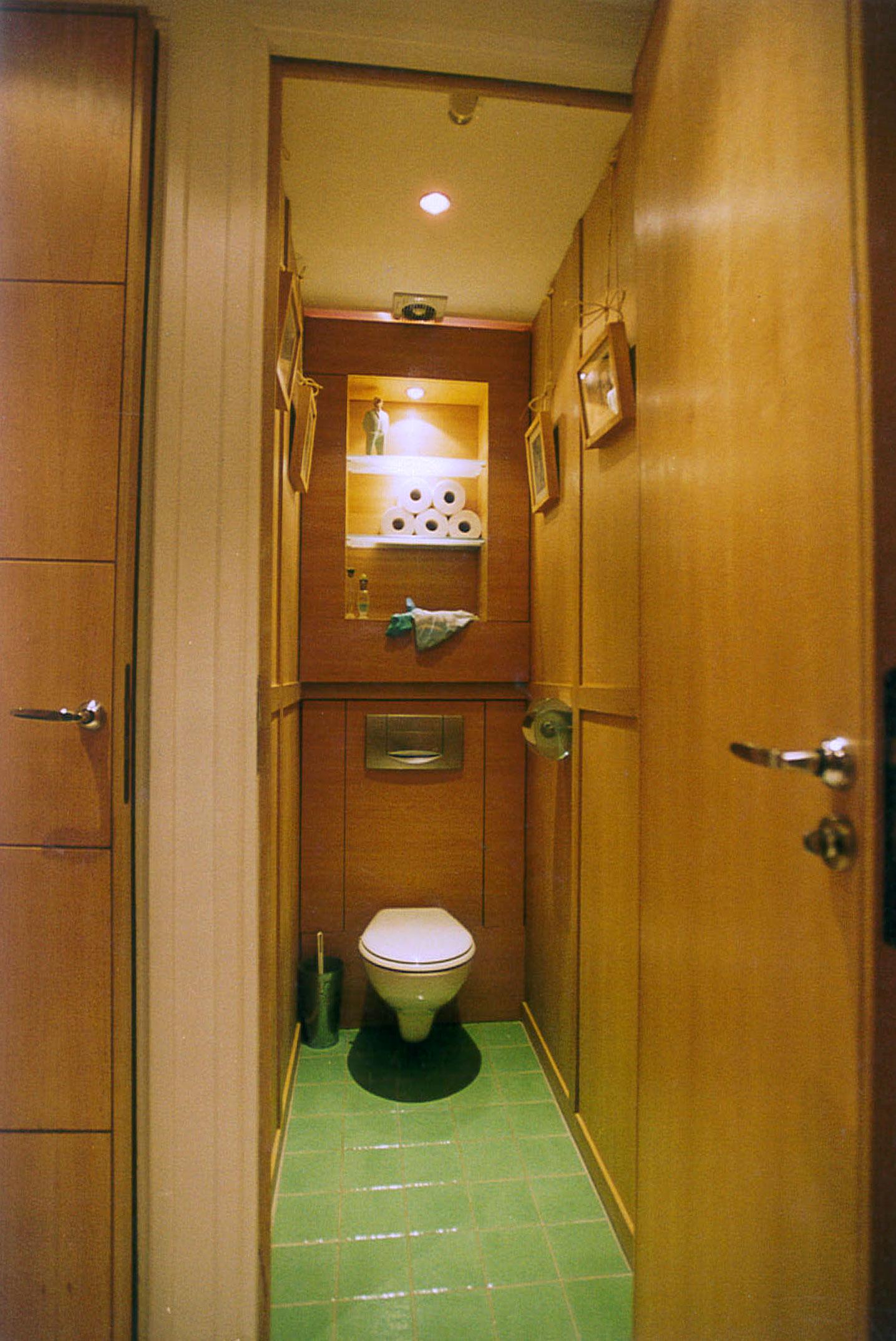 Loft - Toilettes