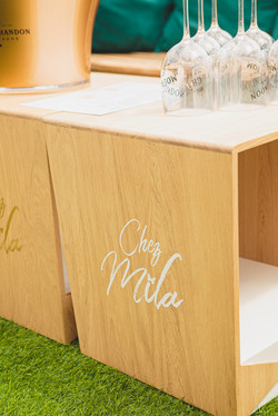 Moët & Chandon - Chez Mila