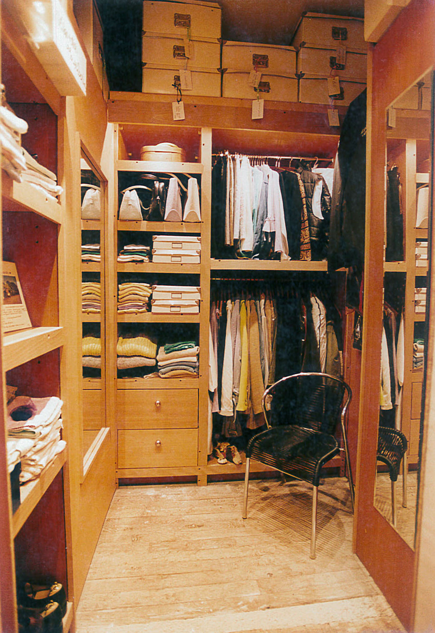Loft - Dressing