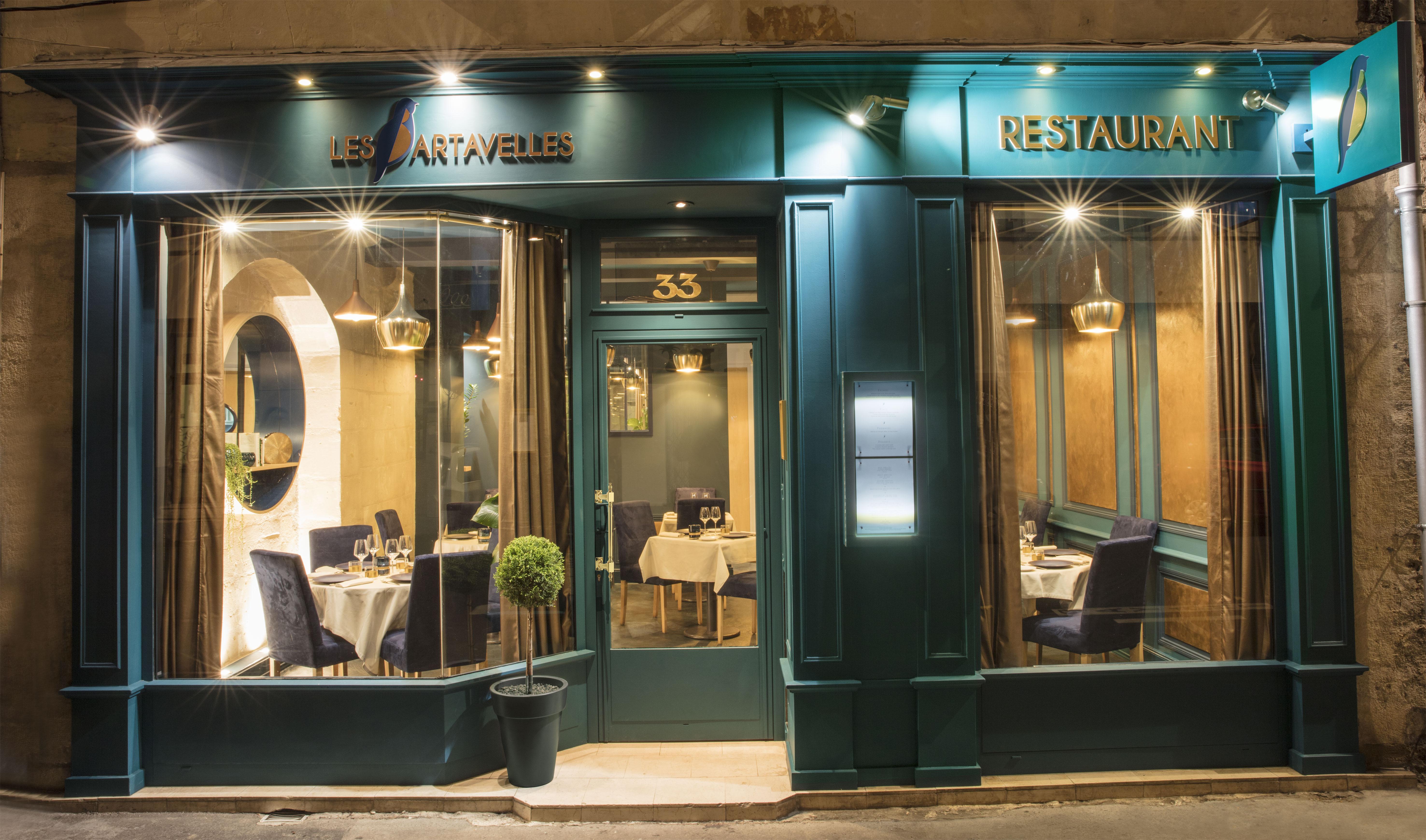 Les Bartavelles - Restaurant