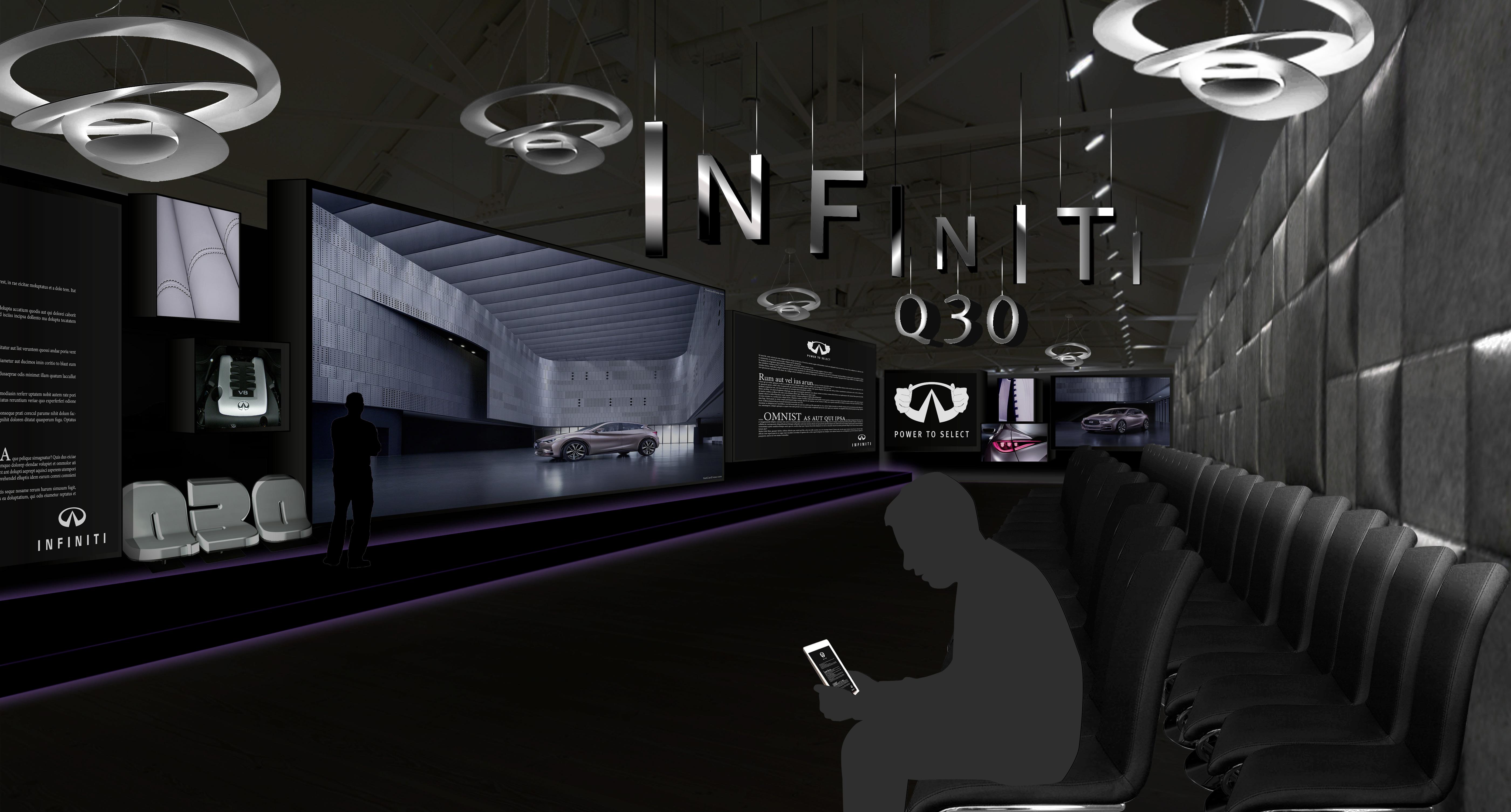 Infiniti-Saatchi Gallery