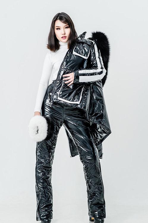 BLACK&WHITE SUIT moncler