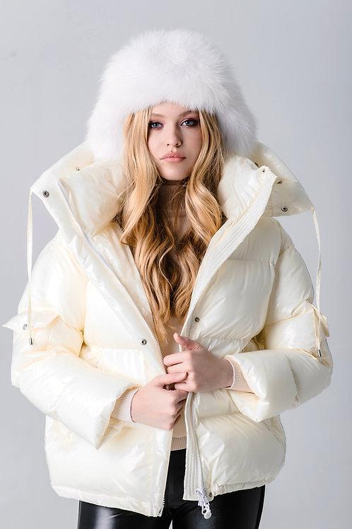 Vanilla Ice cream down jacket Standart 15790₽ Midi 19790₽ Maxi 23790₽