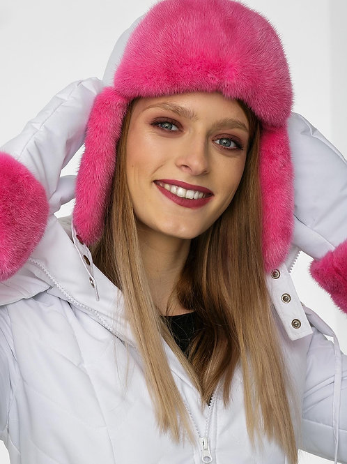 PINK CANDY HAT