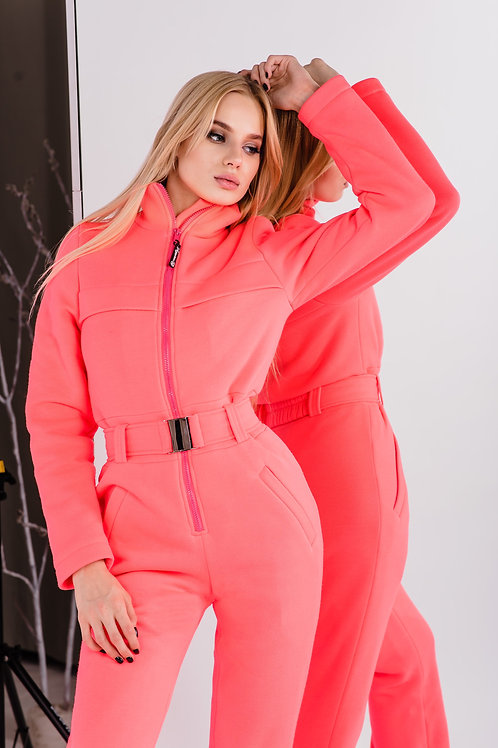 CORAL JERSEY NEON