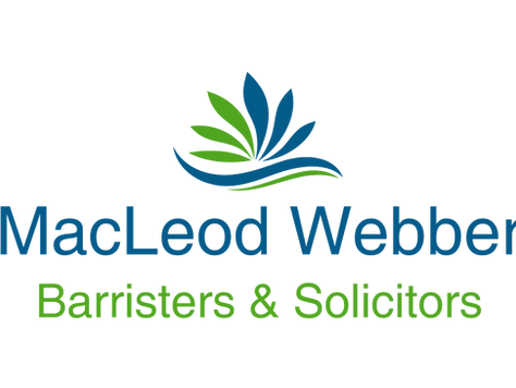 Welcome to our new firm, MacLeod Webber