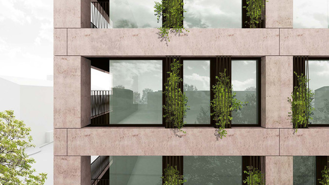 City Block Karel Klinkenberg Amsterdam
