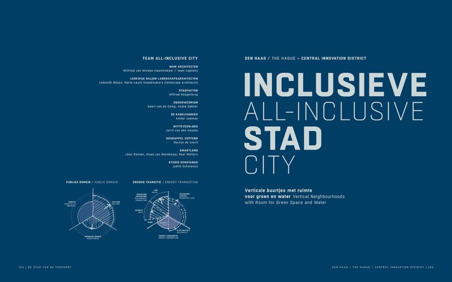 Boekpublicatie: 'De stad van de toekomst'