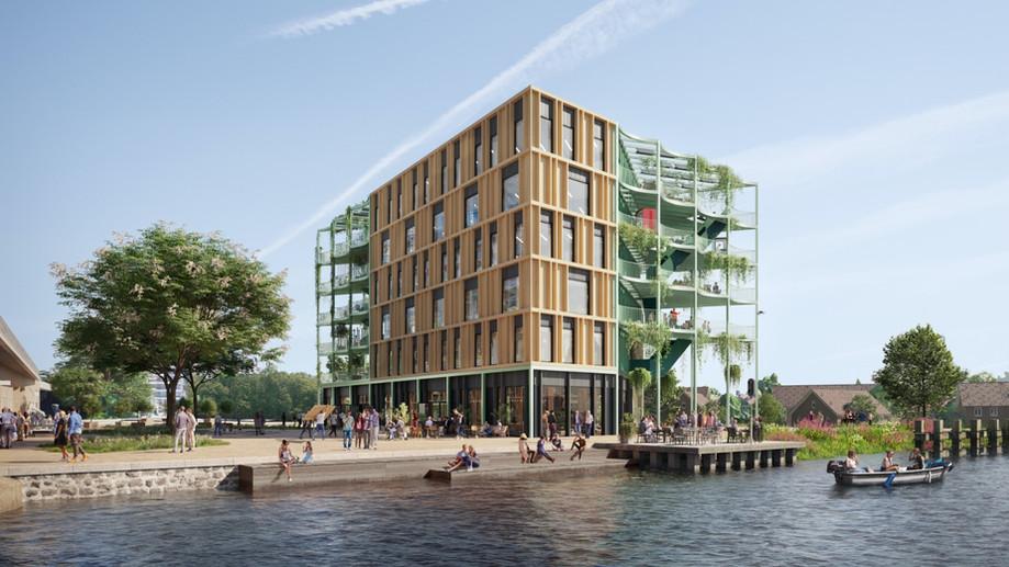 Geef uw mening over 5 ontwerpen voor de Omval, stem Do Amsterdam!