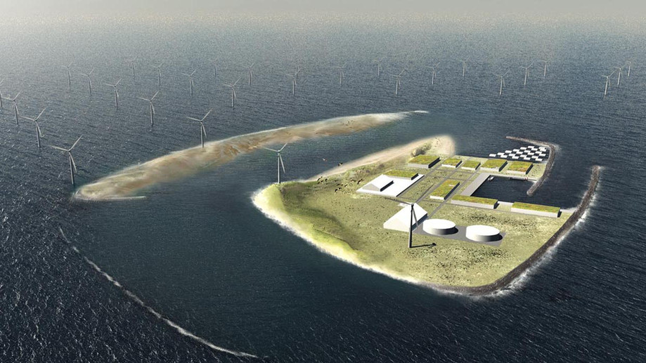 SMARTLAND @ Internationale Conferentie over Multifunctionele energie-eilanden in de Noordzee