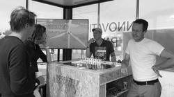 SMLA op Volvo Ocean Race WEB