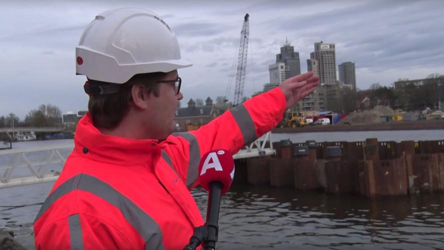 Bouw natuur-inclusieve Amstelstroombrug op AT5!