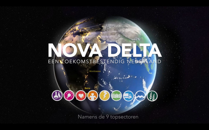 VNO-NCW put NOVA DELTA on the agenda