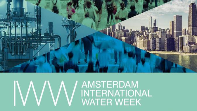 SMARTLAND presents at the Amsterdam International Water Week