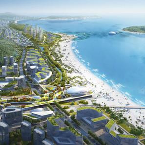 Shenshan Coastal Area