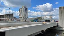 Sustainable bridges Bajeskwartier Amsterdam
