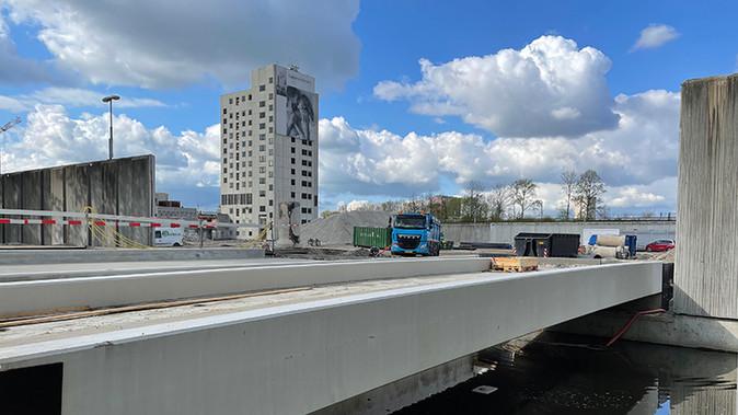Duurzame bruggen Bajeskwartier Amsterdam