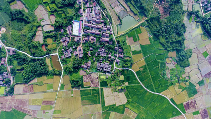 Dafang Creative Village: Revitalisering landelijk gebied Jinxi County, China