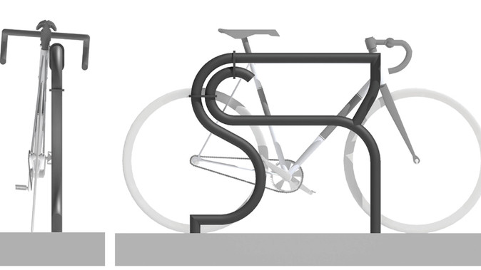 SMARTLAND selected for the 2nd round of the 'Bicycle stand for Spijkerkwartier' designcompet