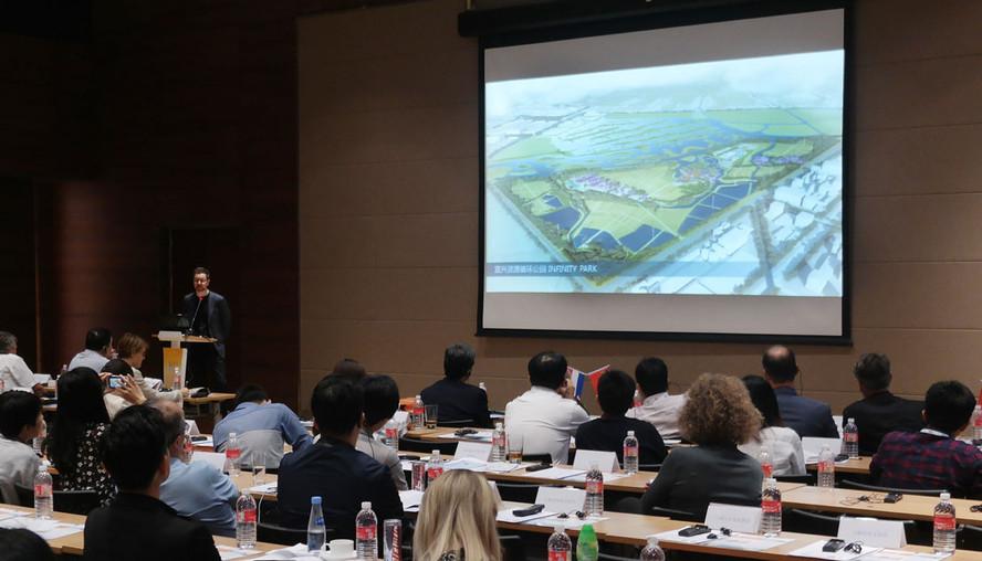 Presentation Sponge City Seminar Shanghai