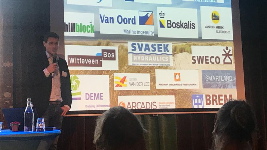 SMARTLAND enthusiastically participates in the Dutch Coastline Challenge (DCC)