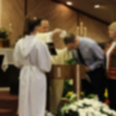 RCIA baptism
