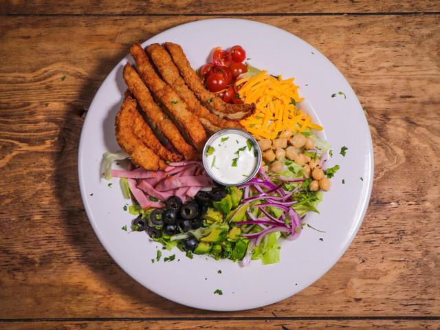 Homeslice Salad