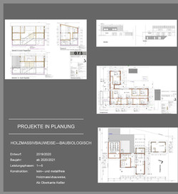 Projekte in Planaung