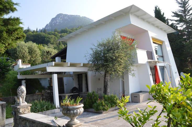 Villa Bianca und Monte Castello