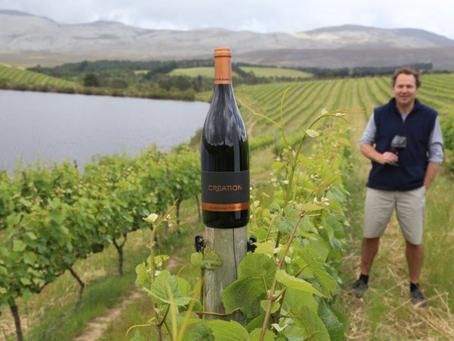 De wijnregio Hemel-en-Aarde Vallei
