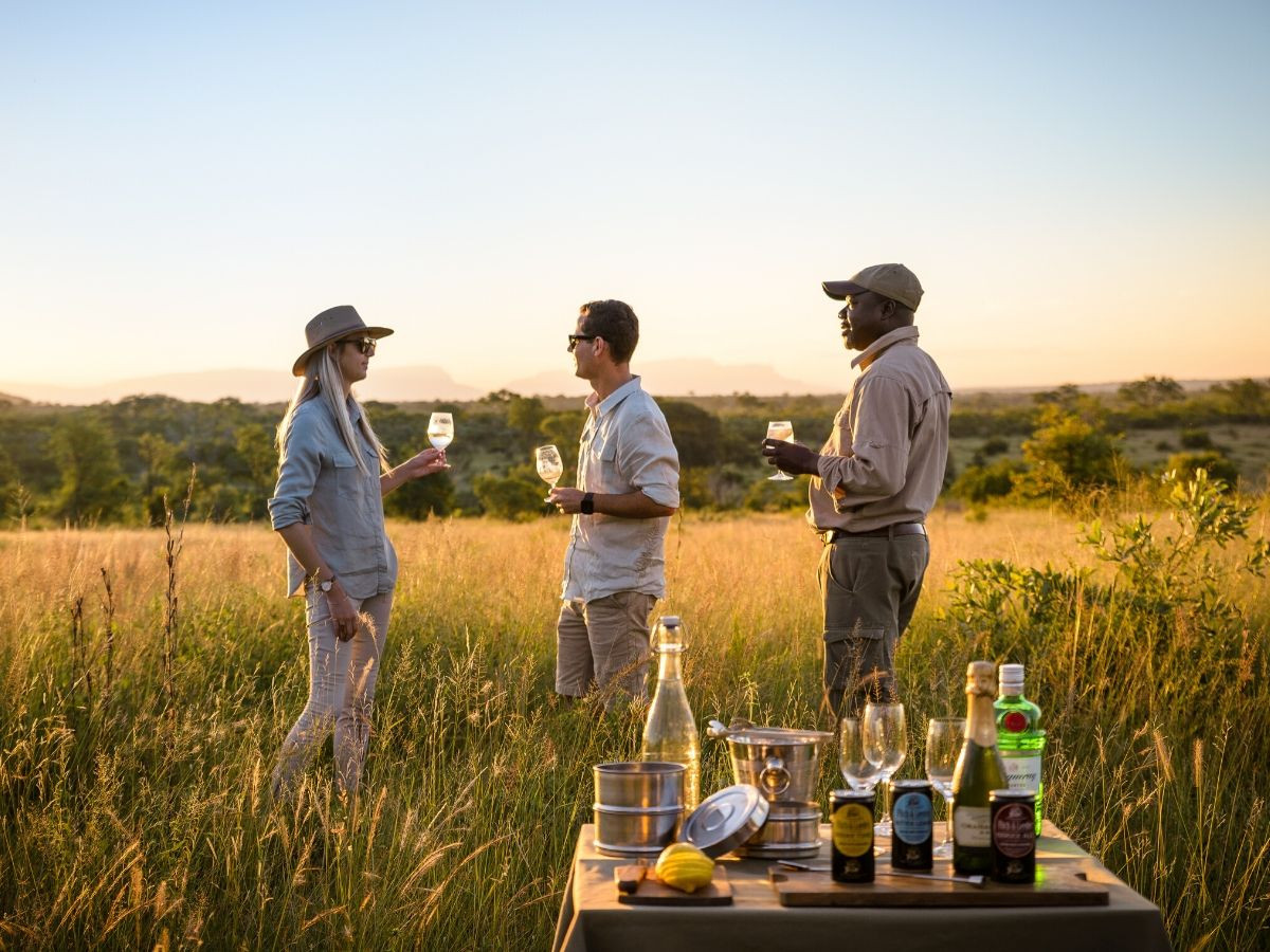 African Travels exclusive singita boulde