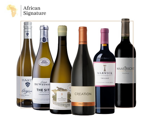 Tasting Box South African Excellence