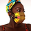 Thumbnail: African Facemask 100% cotton Washabl