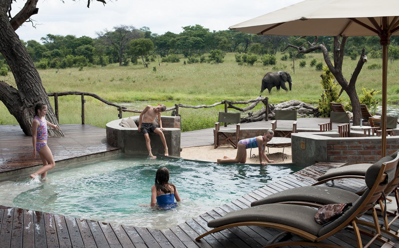 African Travels Zimbabwe Hwange Somalisa