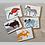 Thumbnail: Greeting Cards The African Beautiful 5
