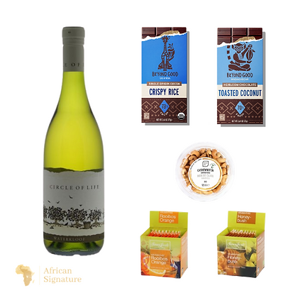 Work from home African Goodies gift box