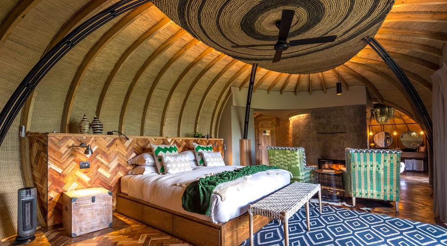 African Travels Rwanda Bisate lodge 1500