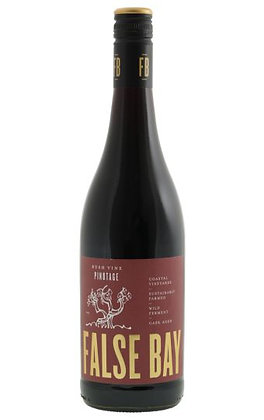 False Bay Bush Vine Pinotage 2018