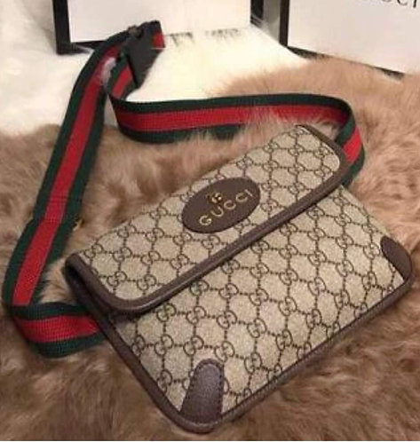 Waist Bag W/Wide Adjustable Strap