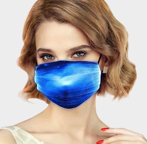 Blue LED Mask