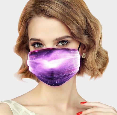 Purple LED Mask
