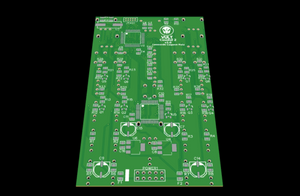 Caudal 2 PCB