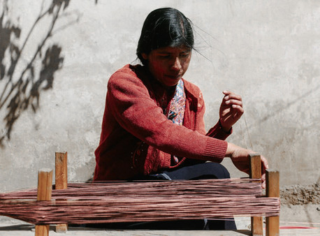 The Art of Backstrap Weaving